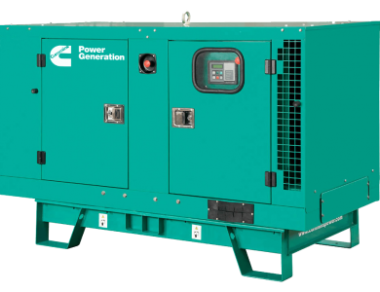 Genset Cummins ATL 125 CMN 17 28kva cummins enclosed diesel generator