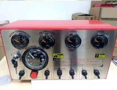 Diesel Pump NFPA 20 Control Engine nfpa 20 control panel